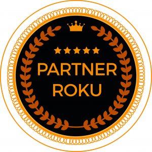 Partner roku stempel